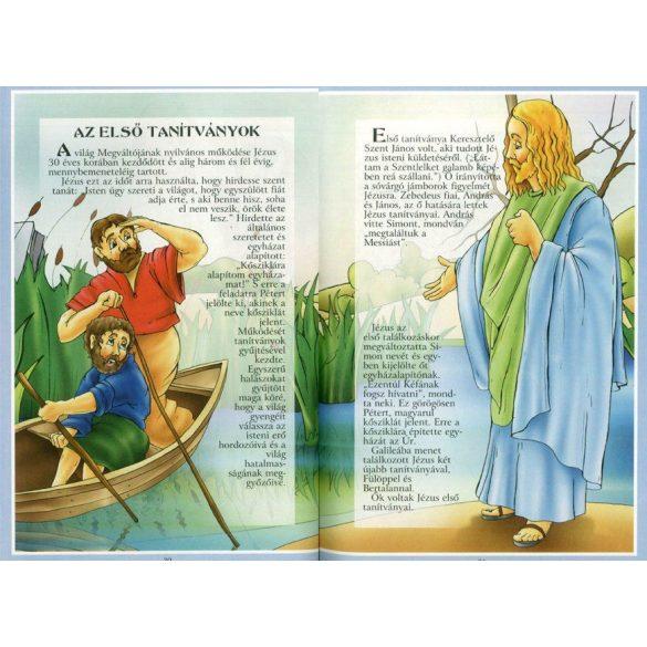 Fejezetek Jézus Krisztus életéből  / Szállítási sérült /