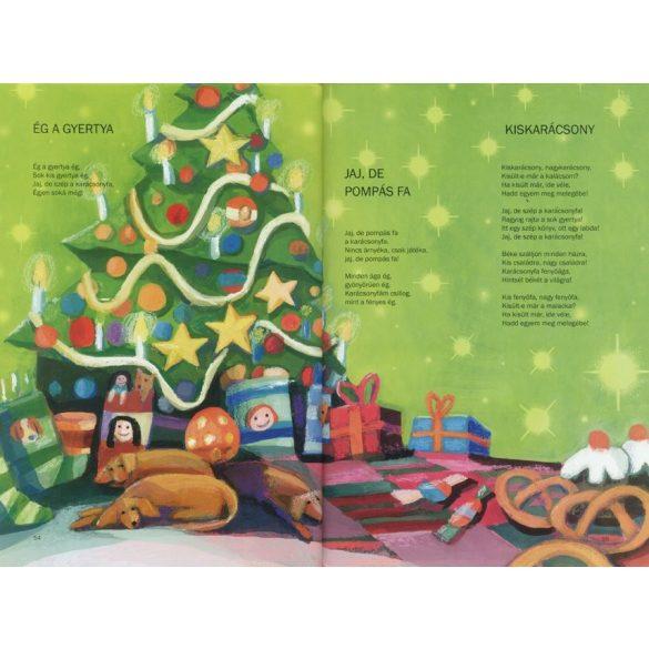 Nagy karácsonyi könyv/ Szállítási sérült/