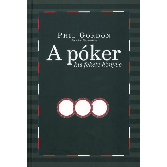 A póker kis fekete könyve/ Szállítási sérült/