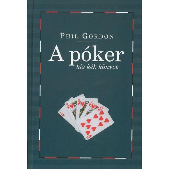 A póker kis kék könyve /Szállítási sérült/