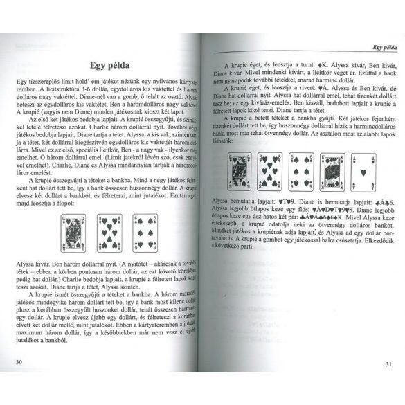 Bevezetés a hold'em pókerbe /Szállítási sérült/