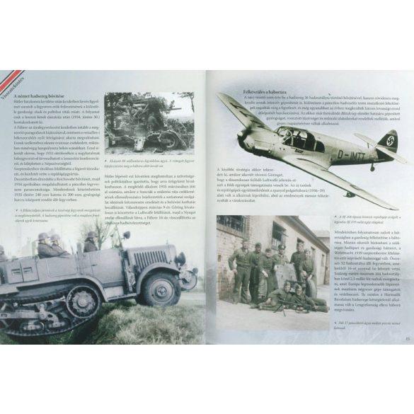 A második világháború teljes története - 1. Kötet - Villámháború /Szállítási sérült /