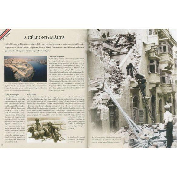 A második világháború teljes története - 4. Kötet - Amerika hadba lép /Szállítási sérült /