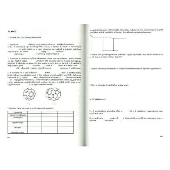 Kémia munkafüzet