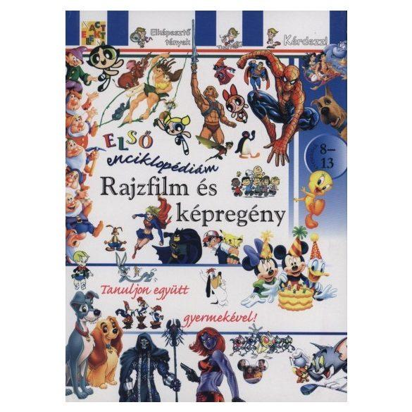 Első enciklopédiám - Rajzfilm és képregény