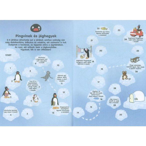 Játssz Pinguval! / Szállítási sérült /