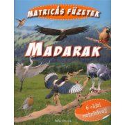 Matricás füzetek - Madarak