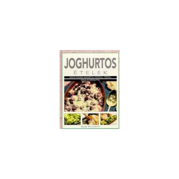 Joghurtos ételek