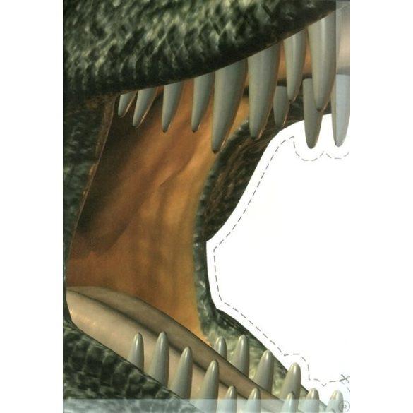 Dinoszauruszok-Cryolophosaurus