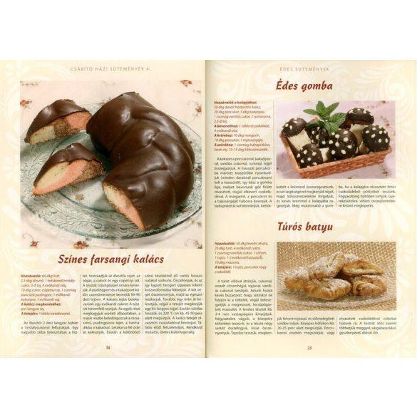 Csábító házi sütemények 4. / Szállítási sérült /