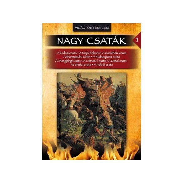 Nagy csaták 1. - Világtörténelem, Kr. e. 1274 - Kr. u. 621.  / Szállítási sérült /