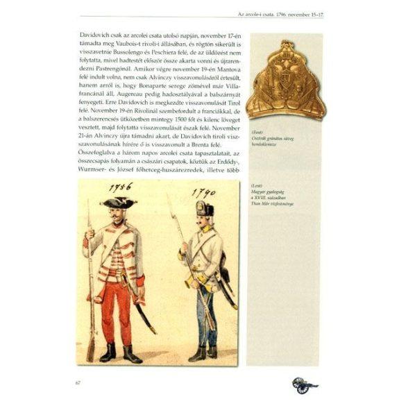 Nagy csaták 13. - 1716-1809  / Szállítási sérült /