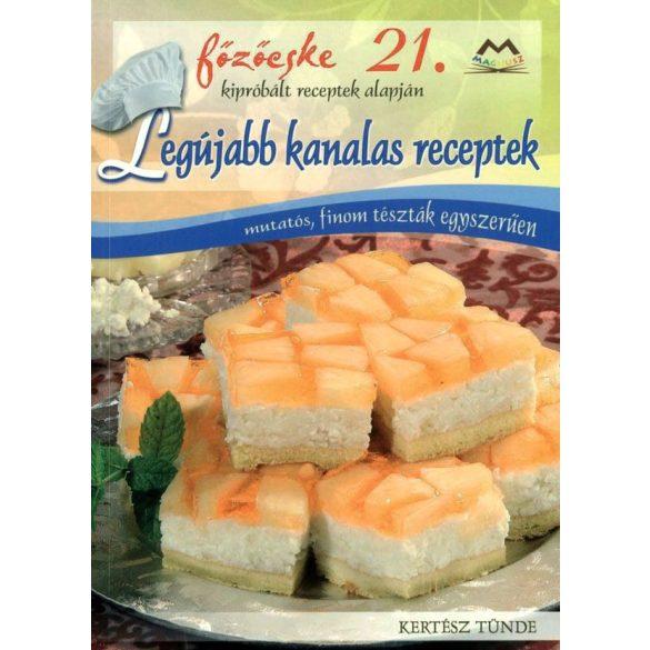 Főzőcske 21.: Legújabb kanalas receptek
