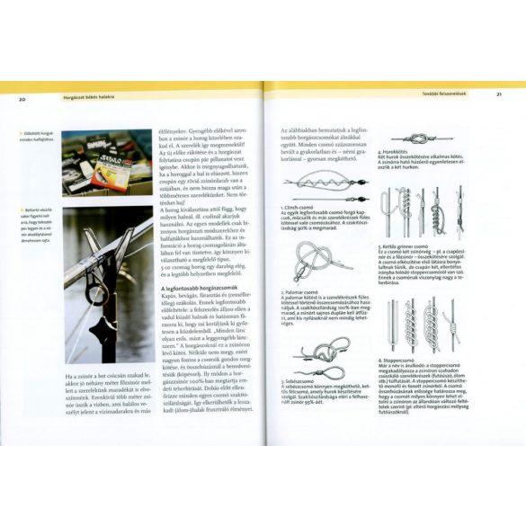 Nagy horgászkönyv / Szállítási sérült: Saroksérült  ill. borítókarcos/
