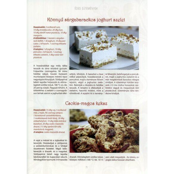 Csábító házi sütemények 8. /Szállítási sérült/
