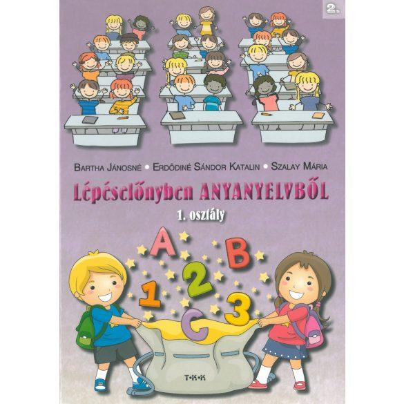 Lépéselőnyben anyanyelvből 1.o. 2. rész