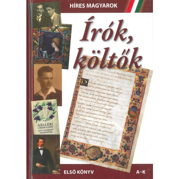 Írók, költők A-K - Híres magyarok / Szállítási sérült /