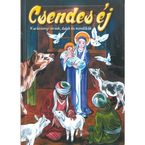 Csendes éj - Karácsonyi versek,dalok és mondókák   Jenkovszky Iván rajzaival
