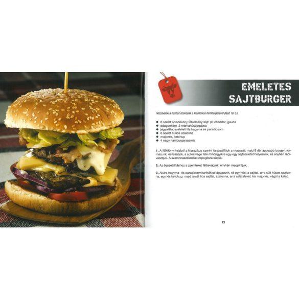 Burgerek /Szállítási sérült/