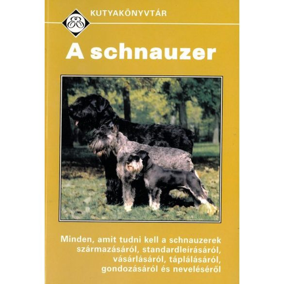 A schnauzer
