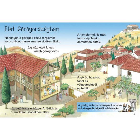 Kis könyvtár - Az ókori görögök