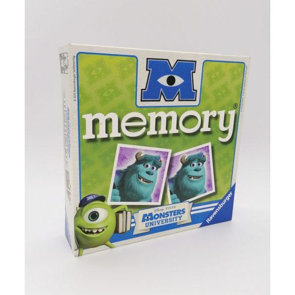Szörny Egyetem - memóriajáték