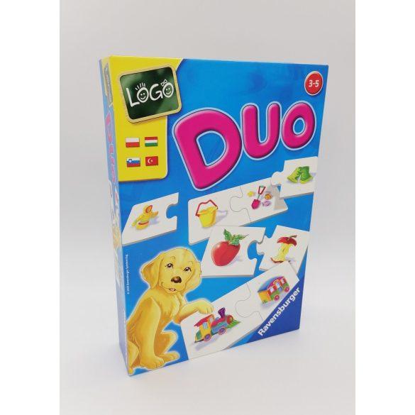 Logo Duo - társasjáték
