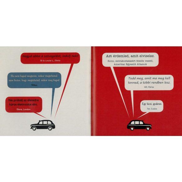 Bölcs gondolatok - Útravalók egy taxi hátsó üléséről