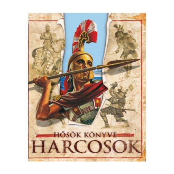 Hősök könyve - HARCOSOK / Szállítási sérült /