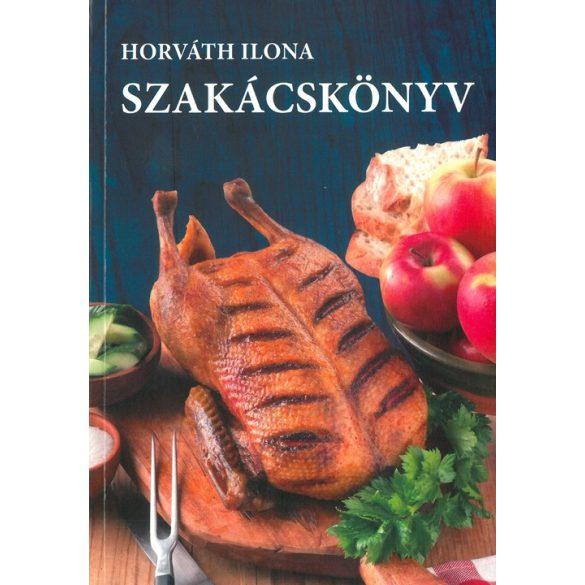 Horváth Ilona szakácskönyv (kék,puha)