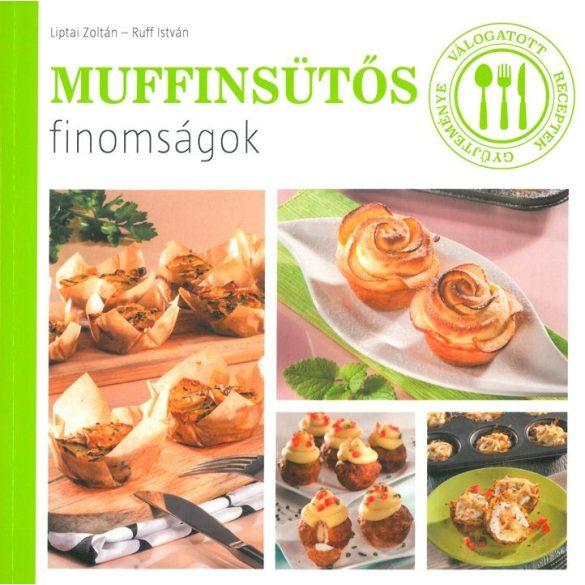 Muffinsütős finomságok/ Szállítási sérült /