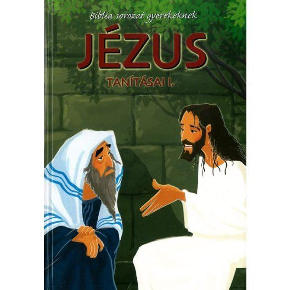 Jézus tanításai I. / Szállítási sérült /