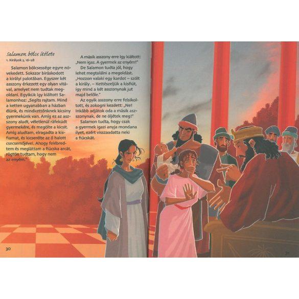 Dávid és Izrael királysága  / Szállítási sérült /