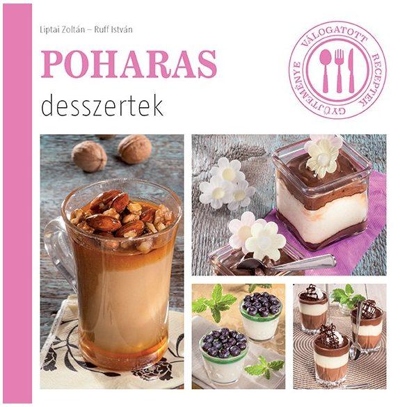 Poharas desszertek/ Szállítási sérült /