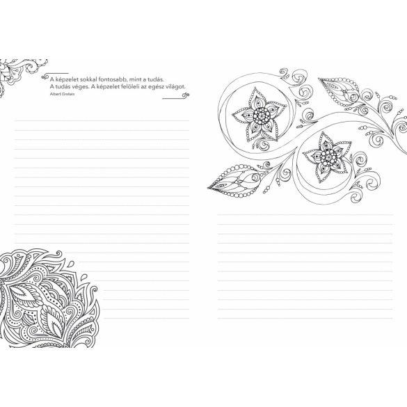 Jegyzetek -  Inspirációs könyv jegyzeteléshez