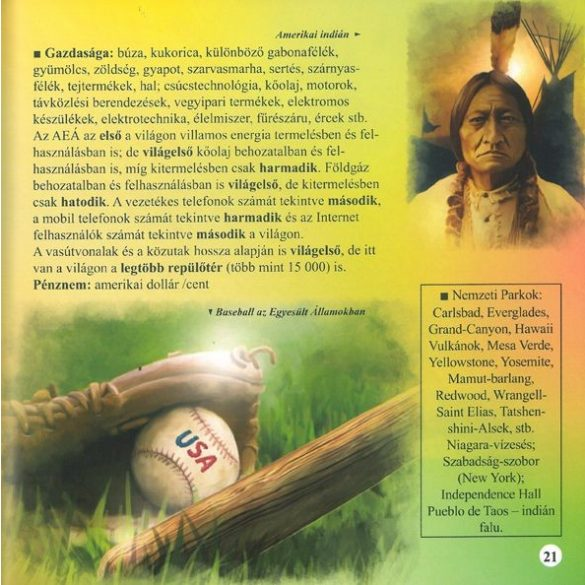 Észak-és Közép-Amerika