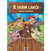 A farm lakói - kifestő gyerekeknek