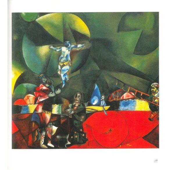 Világhíres festők: Chagall / Szállítási sérült /
