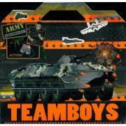 Teamboys Stickers-Army