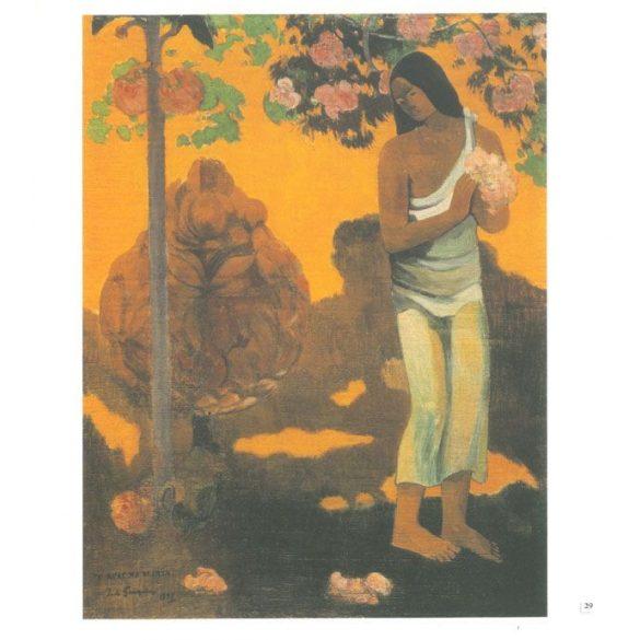 Világhíres festők: Gauguin  / Szállítási sérült /
