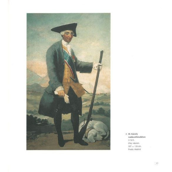 Világhíres festők: Goya  / Szállítási sérült /