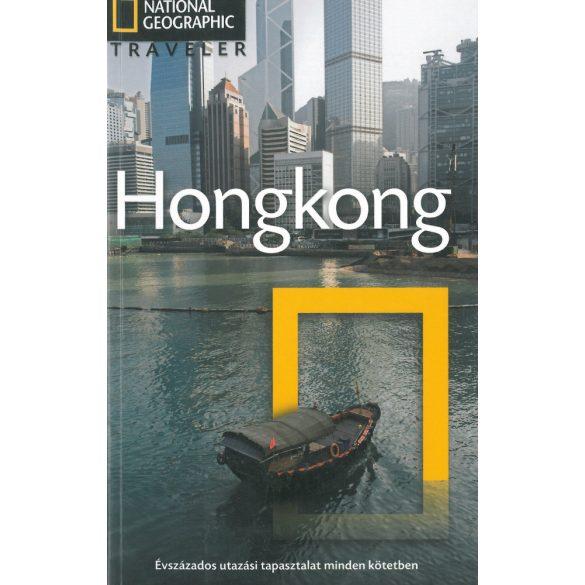 Hongkong - National Geographic /Évszázados utazási tapasztalat minden kötetben/