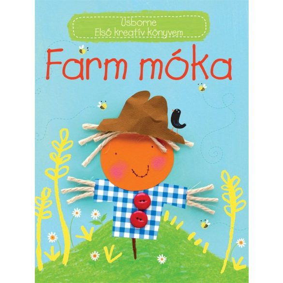Farm móka - Első kreatív könyvem