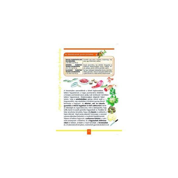 A köszvény, avagy HÚGYSAVTÚLTENGÉS - kézikönyv