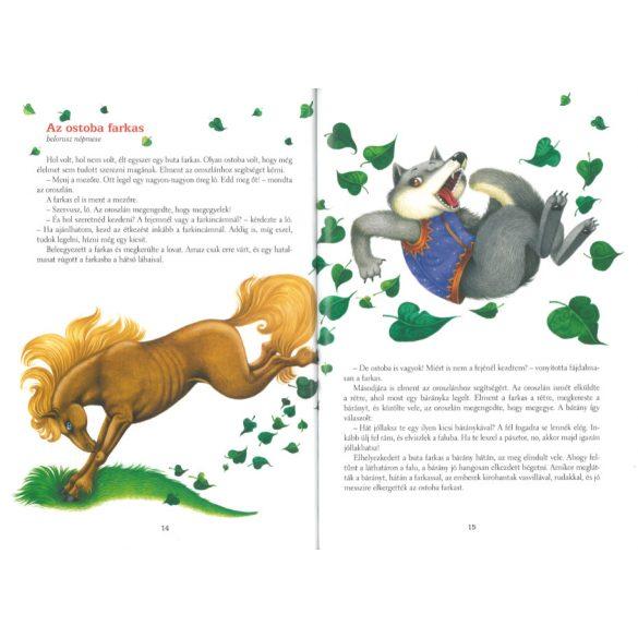 Furfangos állatmesék - Tanulságos, mókás, szép mesék