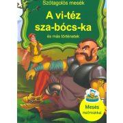 A vi-téz sza-bócs-ka és más történetek - Szótagolós mesék