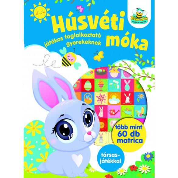 Húsvéti móka - játékos foglalkoztató gyerekeknek