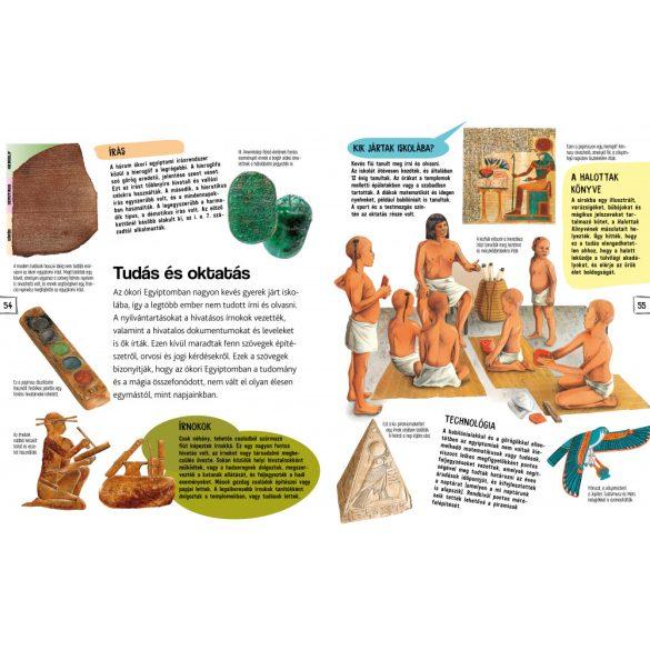 Kína, ókori birodalmak, Egyiptom