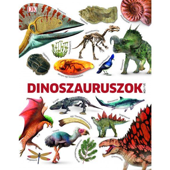 Dinoszauruszok könyve
