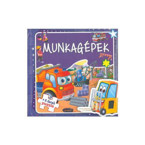 Munkagépek - Szórakoztató puzzle